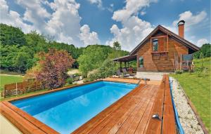 Two-Bedroom Holiday Home in Seketin