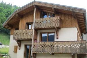 Location gîte, chambres d'hotes Chalet Philippe dans le département Savoie 73
