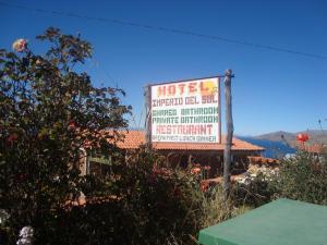 Hotel Imperio del Sol, Отели  Комунидад-Юмани - big - 12