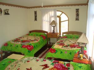 Hotel Imperio del Sol, Отели  Комунидад-Юмани - big - 5