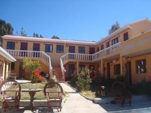 Hotel Imperio del Sol, Отели  Комунидад-Юмани - big - 9