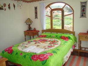 Hotel Imperio del Sol, Отели  Комунидад-Юмани - big - 14