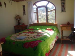 Hotel Imperio del Sol, Отели  Комунидад-Юмани - big - 15