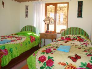 Hotel Imperio del Sol, Отели  Комунидад-Юмани - big - 17