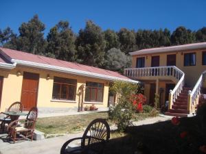 Hotel Imperio del Sol, Отели  Комунидад-Юмани - big - 18