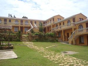 Hotel Imperio del Sol, Отели  Комунидад-Юмани - big - 19