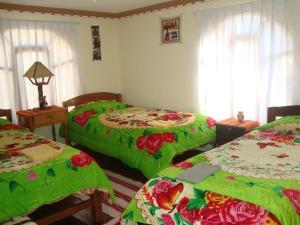 Hotel Imperio del Sol, Отели  Комунидад-Юмани - big - 3