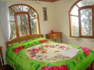 Hotel Imperio del Sol, Отели  Комунидад-Юмани - big - 27