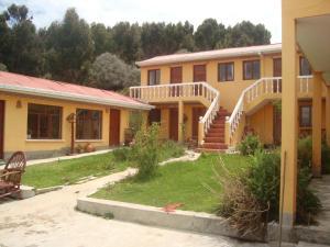 Hotel Imperio del Sol, Отели  Комунидад-Юмани - big - 28