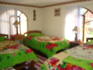 Hotel Imperio del Sol, Отели  Комунидад-Юмани - big - 29