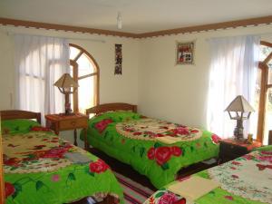 Hotel Imperio del Sol, Отели  Комунидад-Юмани - big - 4