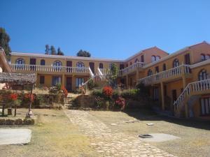 Hotel Imperio del Sol, Отели  Комунидад-Юмани - big - 31