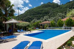 Villa Dimitris Apartments & Bungalows, Apartmány  Lefkada - big - 39