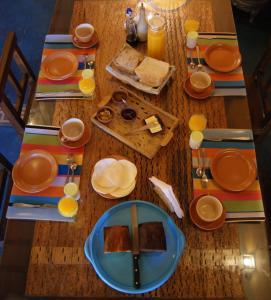 La Vaca Tranquila, Bed and Breakfasts  Cafayate - big - 21