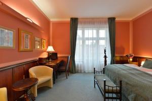 Hotel Hastal Prague Old Town, Hotely  Praha - big - 66