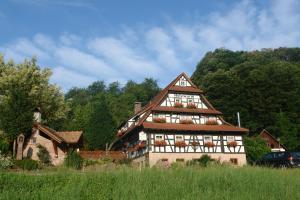 Naturhotel Holzwurm - Kappelrodeck