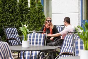 Mercure Hotel Stuttgart Airport Messe, Hotely  Štutgart - big - 23