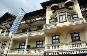 Albergues - Hotel Wittelsbach