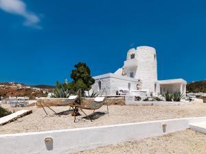 Hostels e Albergues - The Windmill Kimolos