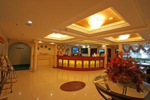 Auberges de jeunesse - GreenTree Inn Hebei Qinhuangdao Sun City Express Hotel