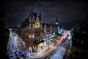 Picture of St Pancras Renaissance Hotel London