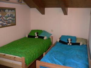 Apartamentos Turísticos Batlle Laspaules, Appartamenti  Laspaúles - big - 22