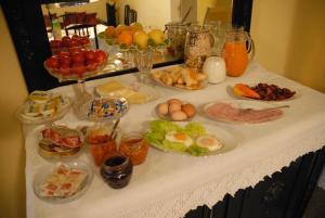 Bed & Breakfast Mazur, Отели типа «постель и завтрак»  Билье - big - 29