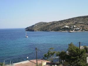 Sunrise Flora Aegina Greece
