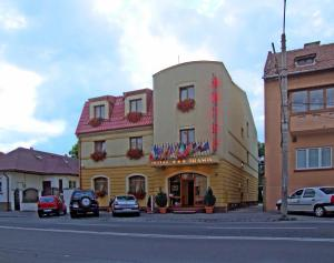 Accommodation in Vaslui