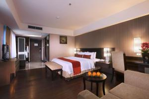 Grand Aston City Hall Hotel & Serviced Residences, Aparthotels  Medan - big - 24