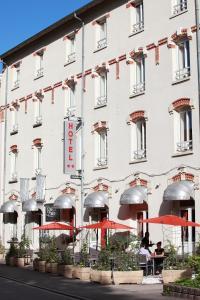 New Providence Hotel, Hotels  Vittel - big - 30