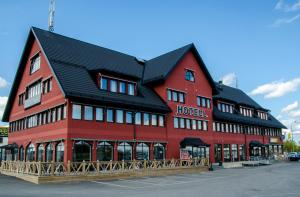 obrázek - Hotell Fyrislund