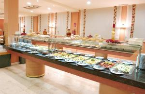 Bahía Tropical, Hotels  Almuí±écar - big - 43