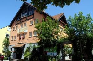 BIO Hotel Bayerischer Wirt Augsburg - Gebenhofen