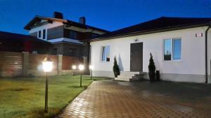 Alex House, Prázdninové domy  Borovlyany - big - 8