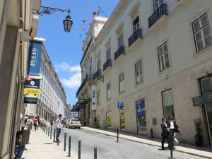 Feelinglisbon Pátio Chiado, Ferienwohnungen  Lissabon - big - 135