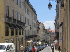 Feelinglisbon Pátio Chiado, Ferienwohnungen  Lissabon - big - 134