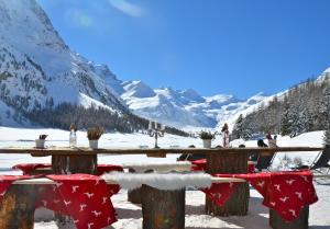 Hotel Roseg-Gletscher