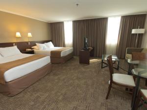 Hotel Director Vitacura, Hotely  Santiago - big - 58