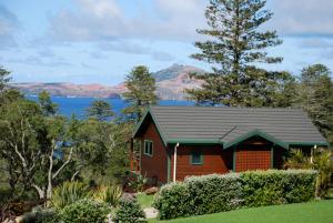 Coast Norfolk Island, Apartmány - Burnt Pine