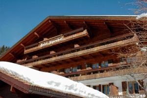 Alpenhof, Отели  Гриндельвальд - big - 40