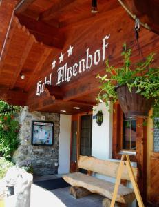Alpenhof, Szállodák  Grindelwald - big - 38