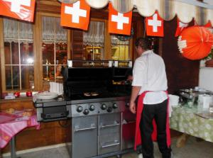 Alpenhof, Szállodák  Grindelwald - big - 35