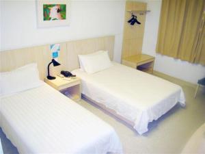 Jinjiang Inn - Shijiazhuang Ping An Street, Hotel  Shijiazhuang - big - 8