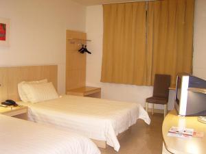 Jinjiang Inn - Shijiazhuang Ping An Street, Hotel  Shijiazhuang - big - 12