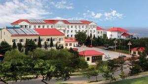 Beidaihe Golden Sea Hotel, Hotely  Čchin-chuang-tao - big - 53