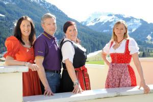 Landhotel Lechner, Hotel  Kirchberg in Tirol - big - 32
