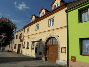 Albergues - Penzion Skalíček