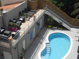 Location gîte, chambres d'hotes Hotel Le Majestic Canet plage dans le département Pyrénées Orientales 66