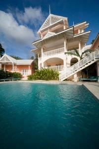 Tobago Hibiscus Golf Villas & Appartments, Apartmanhotelek  Mount Irvine - big - 56